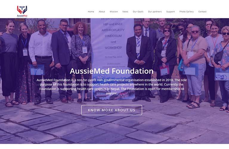 Aussiemed Foundation